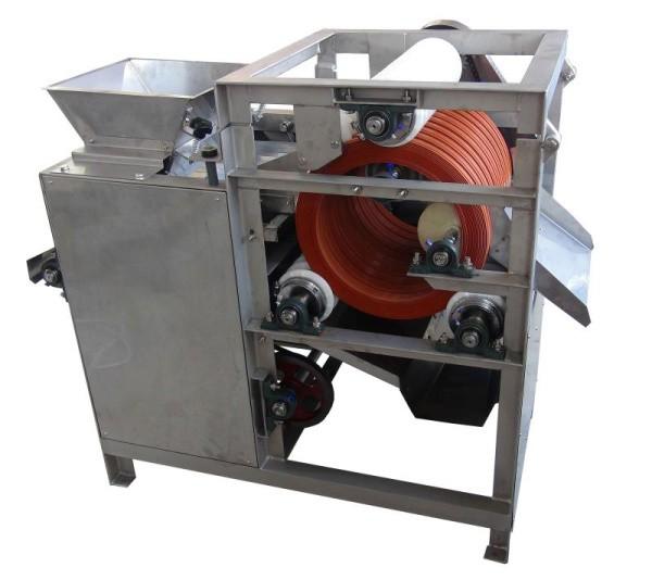 蚕豆切口机